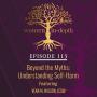 Artwork for 113: Beyond the Myths:  Understanding Self-Harm