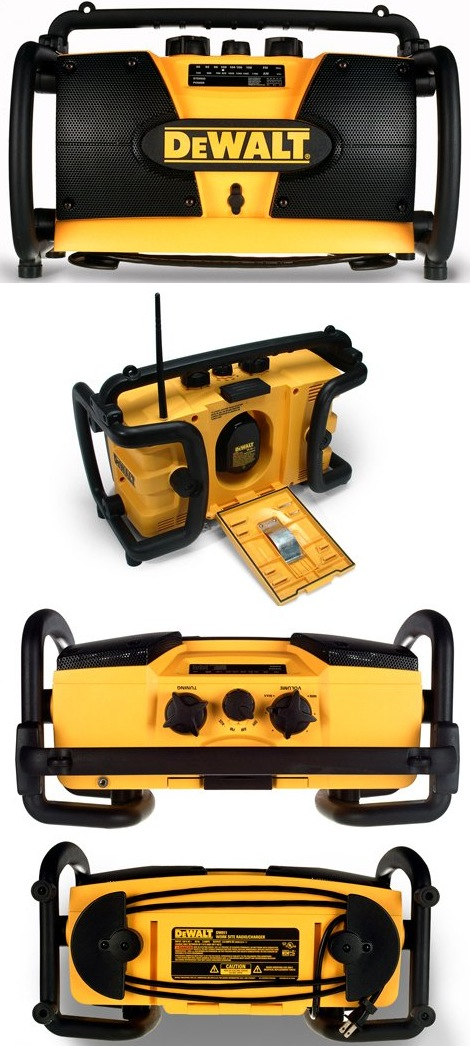 DC53 Design of the DeWalt Worksite Radio with Brian Matt of Altitude, Inc.