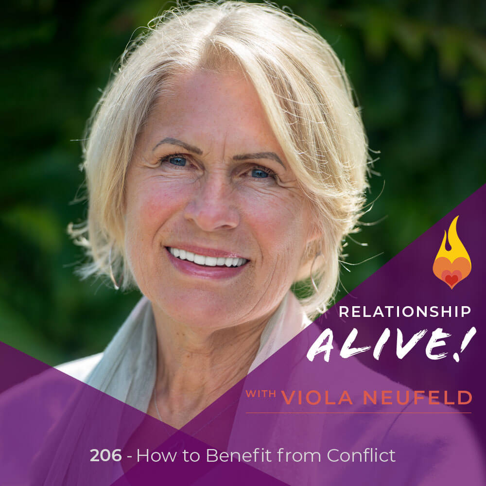 206: How to Benefit from Conflict - with Viola Neufeld
