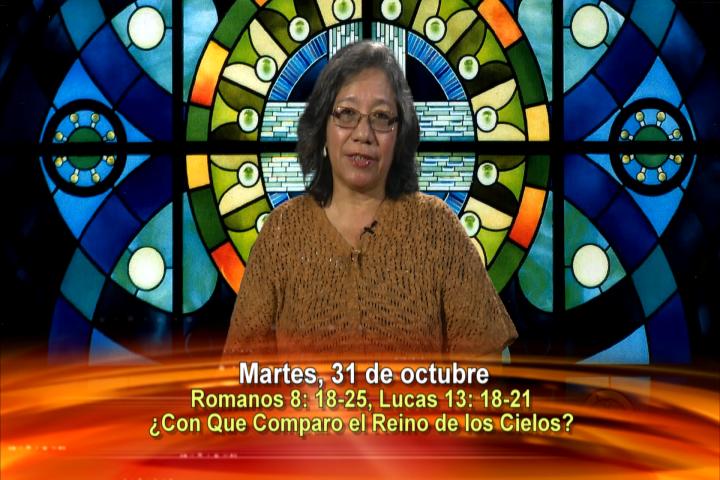 Artwork for Dios te Habla con Lidia Mendoza, El tema: ¿CON QUE COMPARO EL REINO DE LOS CIELOS?