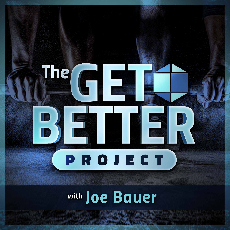 The Get Better Project show art