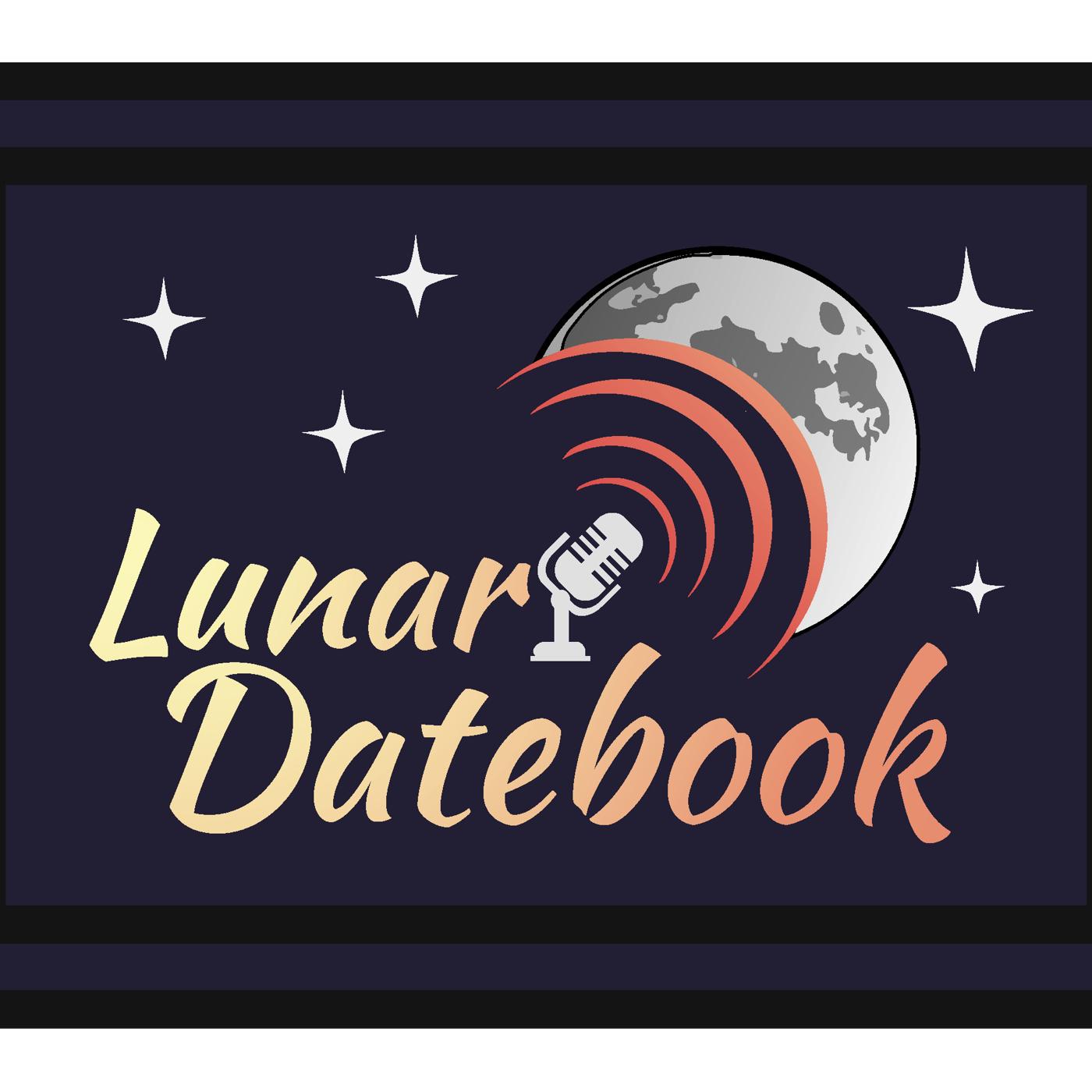 Lunar Datebook show art