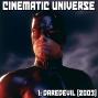 Artwork for Episode 1: Daredevil (2003)