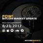 """Artwork for PoW Bitcoin: """"Bcash Jump Mining"""" - 8/23/2017"""