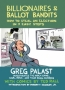 Artwork for Greg Palast on Banksters vs Billionaire Vultures