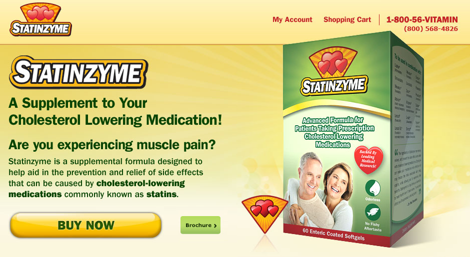Pharmacy Podcast Episode 184 Statinzyme & the Pharmacist Advantage