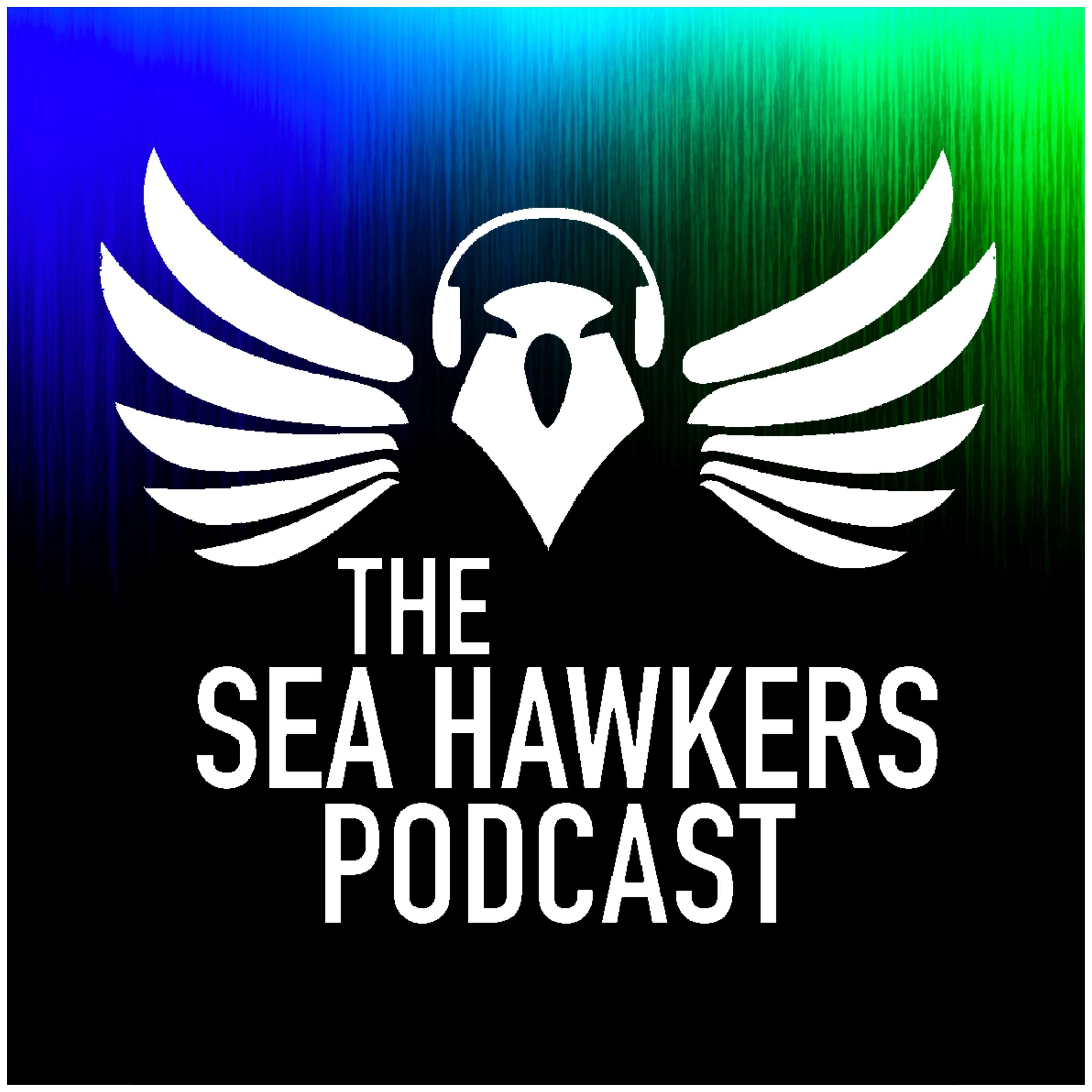 seahawkerspodcast logo