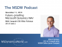 Artwork for The MSDW Podcast: Future-proofing Microsoft Dynamics NAV