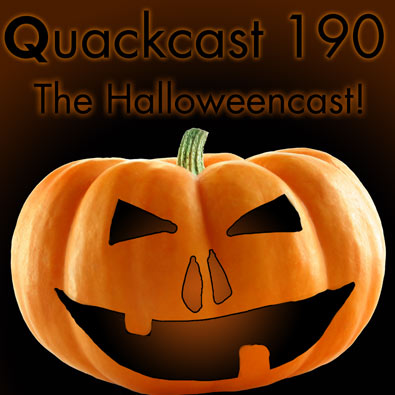 Episode 190 - The Halloweencast!