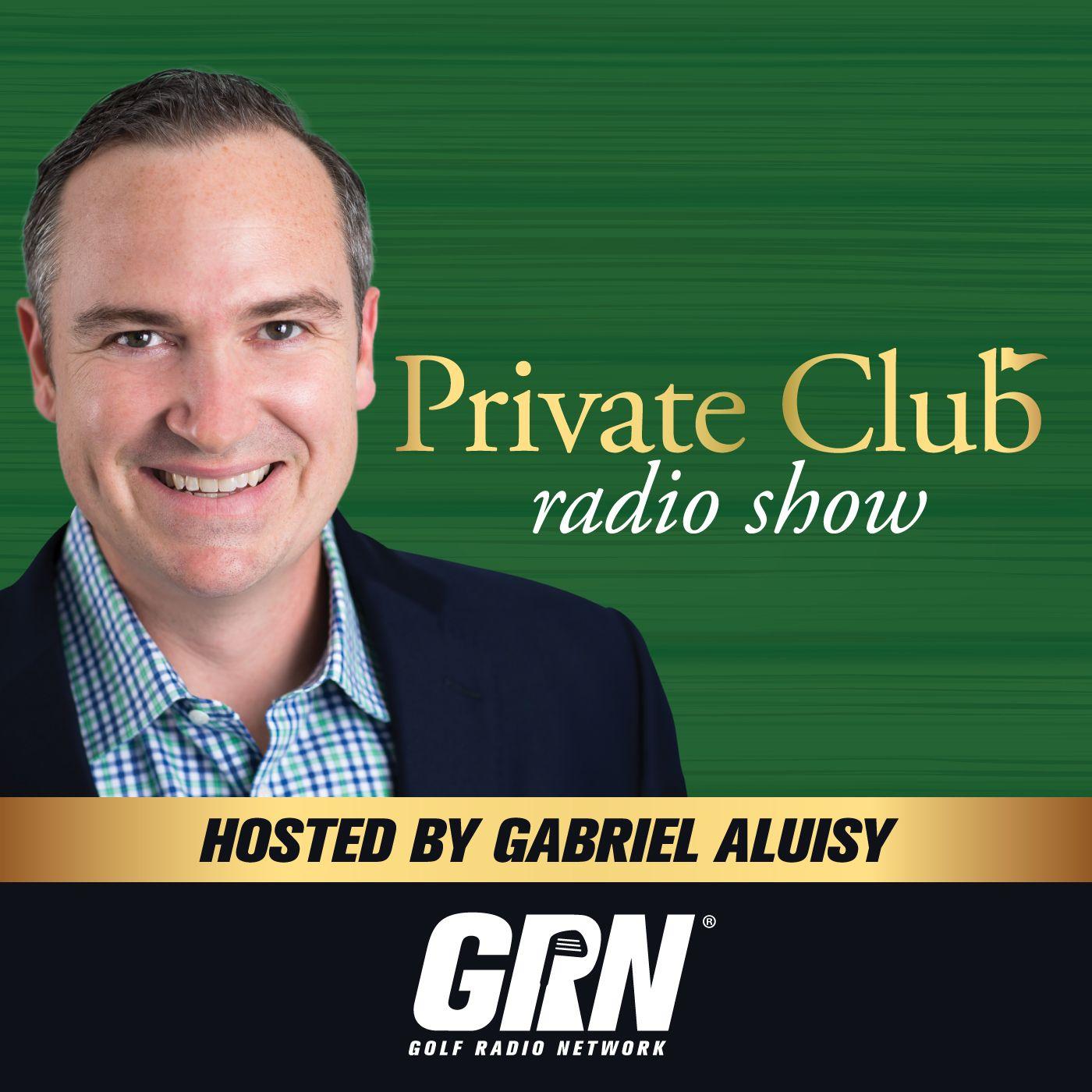 Private Club Radio show art