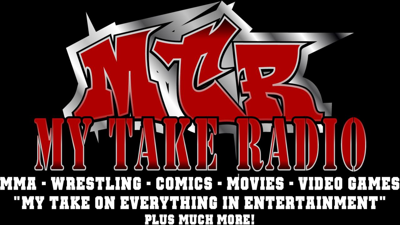 Artwork for My Take Radio-Episode 3:16