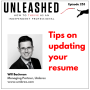 Artwork for 253. Tips on updating your resume