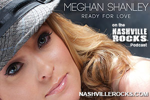Nashville Rocks Podcast Episode 3 with Meghan Shanley