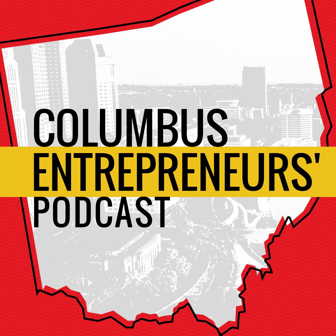 Columbus Entrepreneurs' Podcast show art