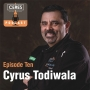 Artwork for Cyrus Todiwala, OBE DL - Cafe Spice Namaste
