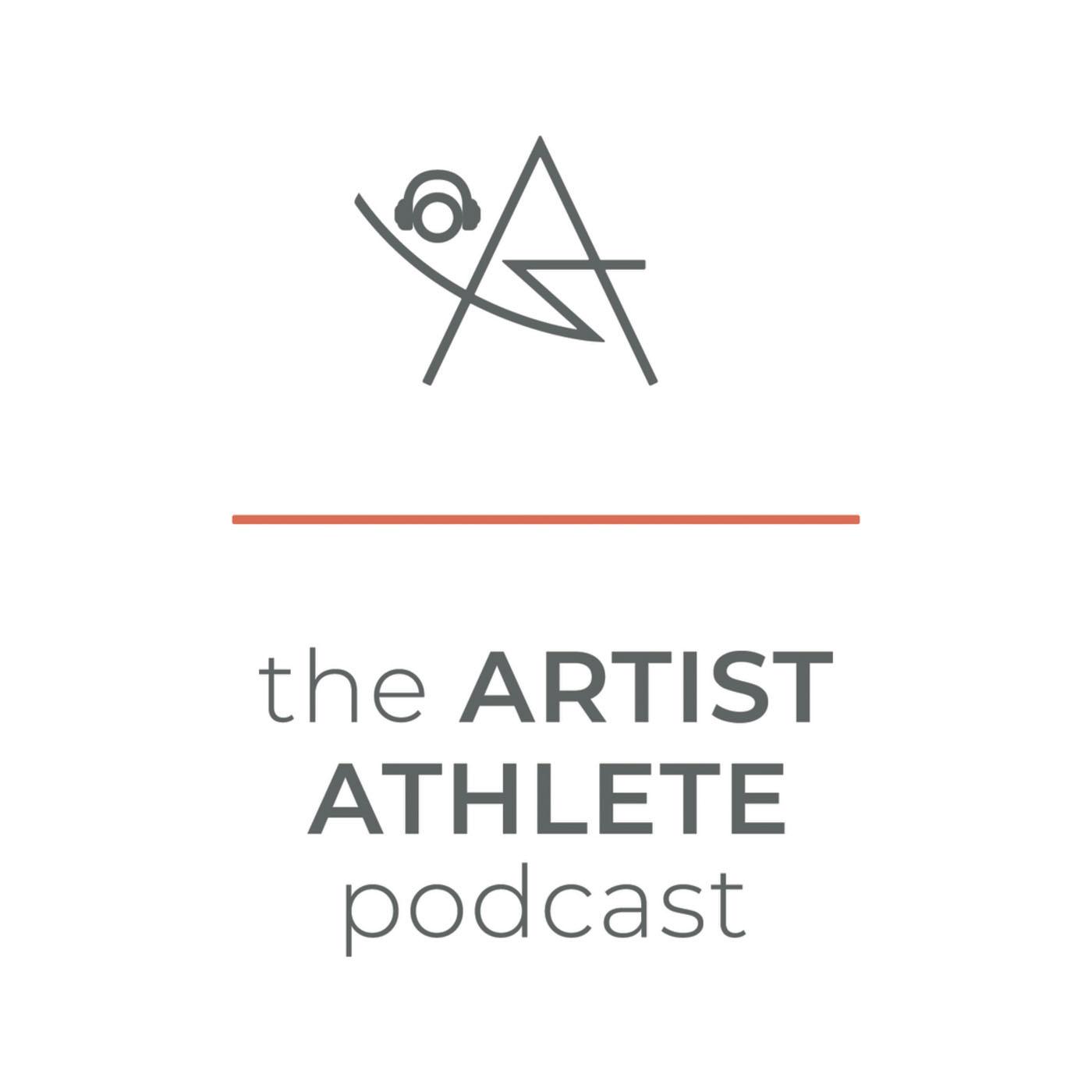 The Artist Athlete Podcast show art