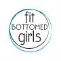 "Artwork for The Fit Bottomed Girls Podcast Ep 109: Stefani Ruper ""Coconuts & Kettlebells"""