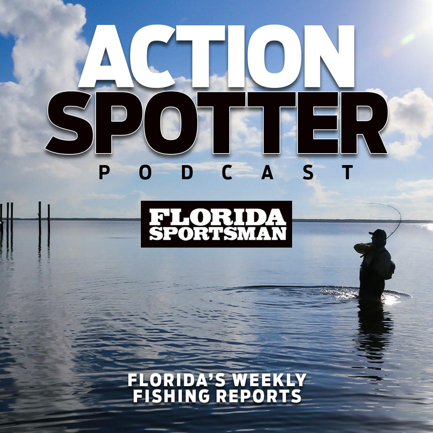 Florida Sportsman Action Spotter Podcast show art