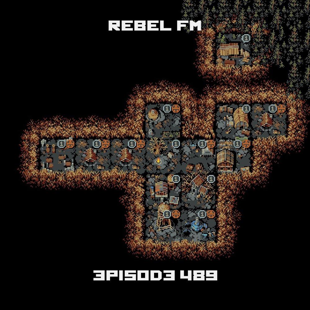 Rebel FM Episode 489 - 03/12/2021