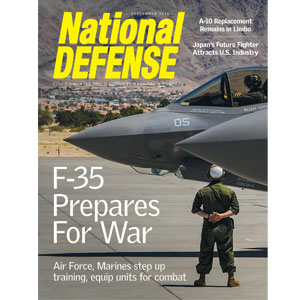 F-35 Prepares for War - September 2016
