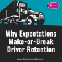 Artwork for Why Expectations Make-or-Break Driver Retention
