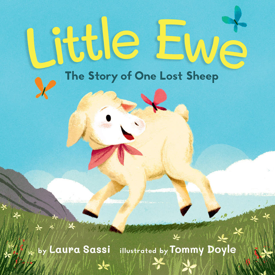 S3Ep8: Laura Sassi: Little Ewe: The Story of One Lost Sheep