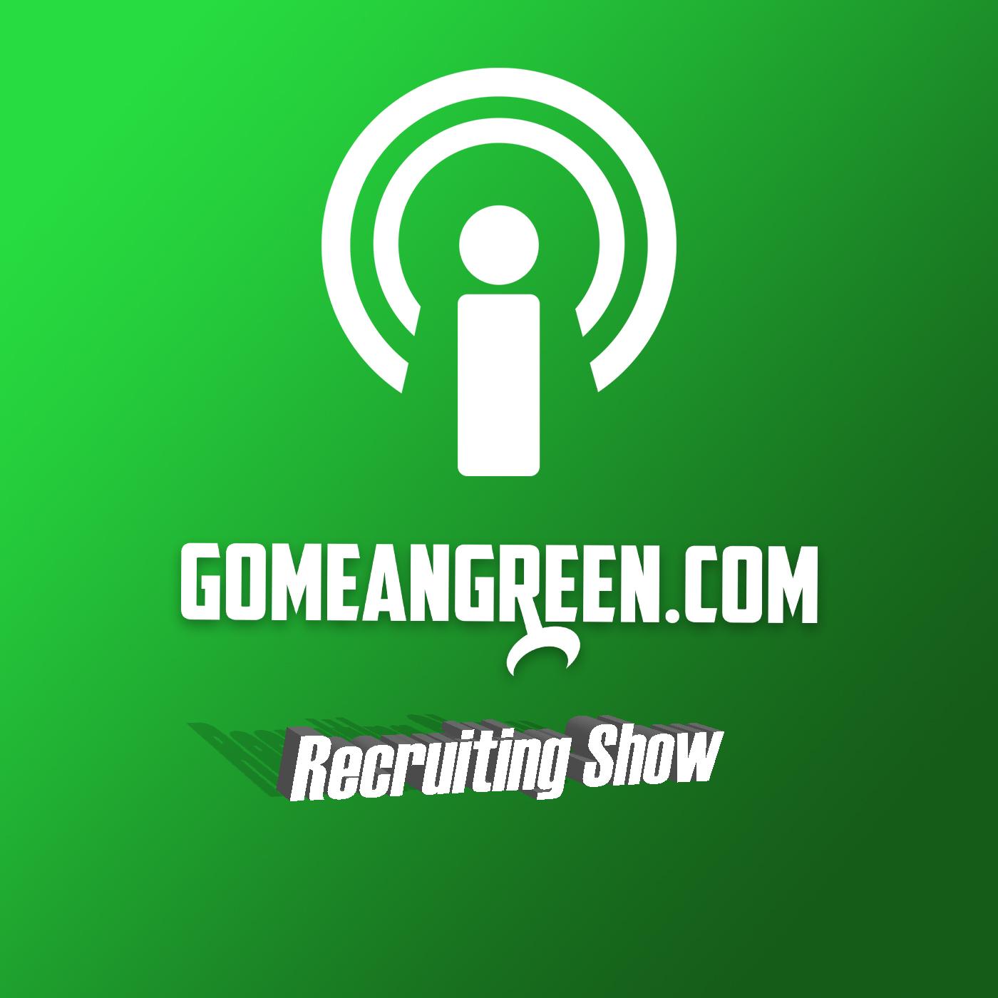 GoMeanGreen.com Recruiting Show #23 show art