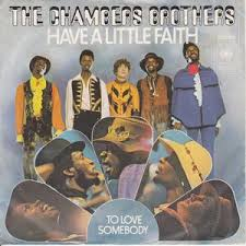 The Chambers Brothers - To Love Somebody- Time Warp Radio Song of The Day