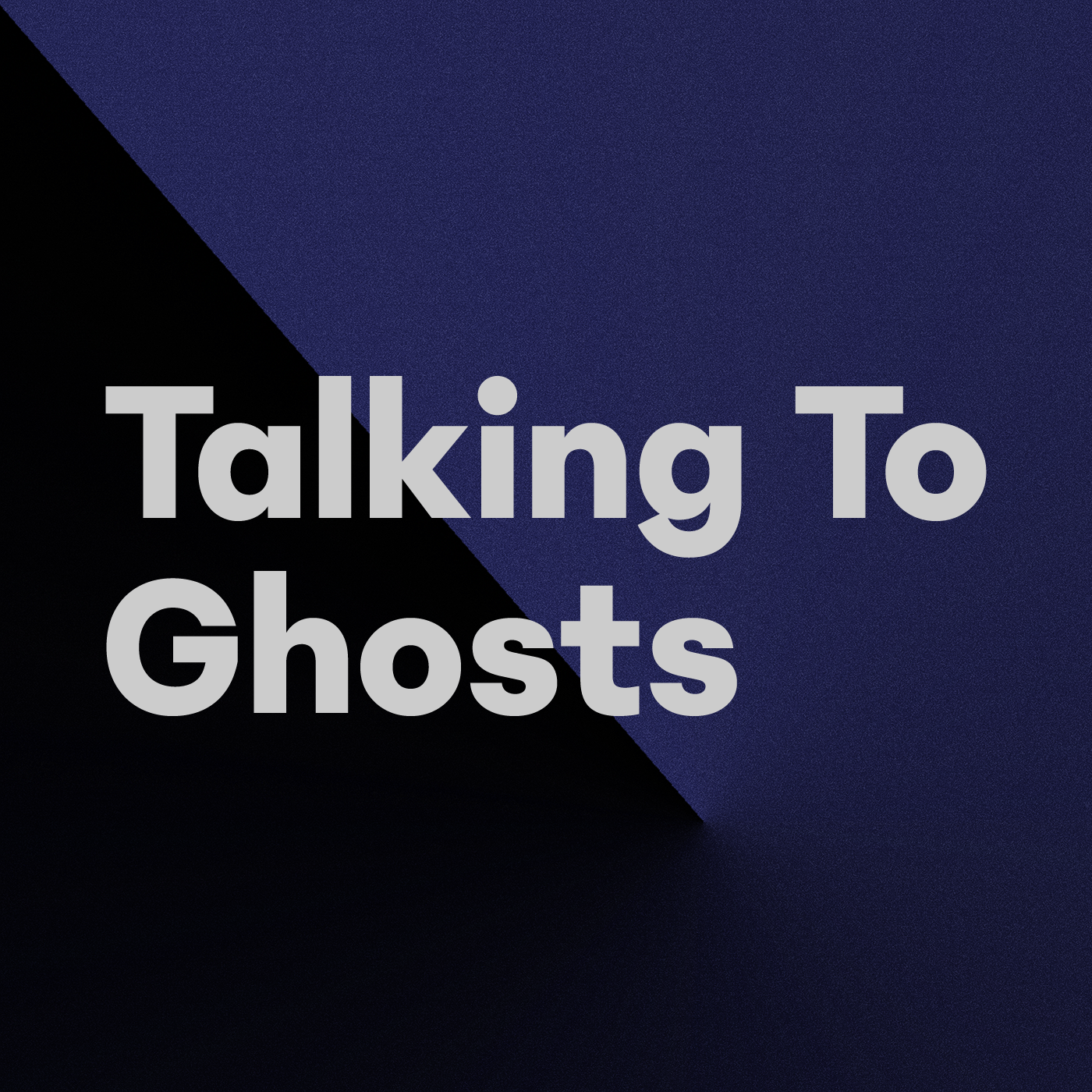 Talking To Ghosts show art
