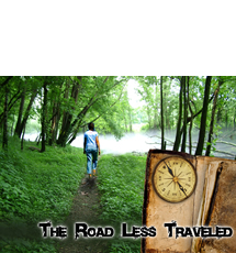 The Road Less Traveled:  The Road of Judgment & Blame