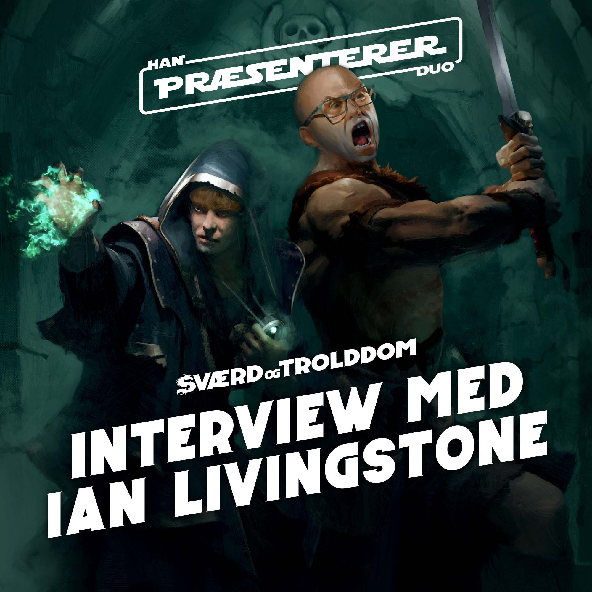 Special: Interview med Ian Livingstone
