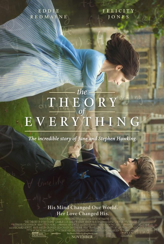 Ep. 71 - The Theory of Everything (Sid and Nancy vs. A Beautiful Mind)