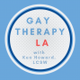 Artwork for Episode 4: Gay Men and Depression: Four Strategies for Help