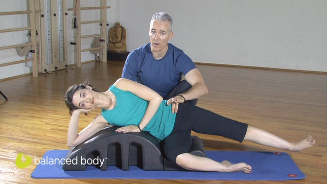 Artwork for Pilates for Athletes : E53 : Hip and Spine Rotation for Swimmers