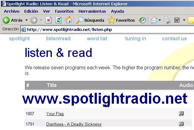 107 ChilePodcast Spotlight EGL Special English
