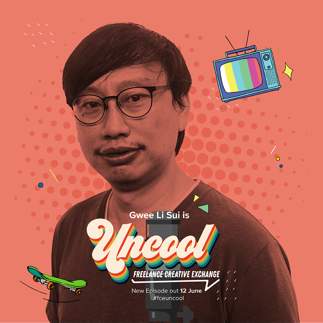 Singlish is cool lah! (and other stories for a podcast) with Dr. Gwee Li Sui