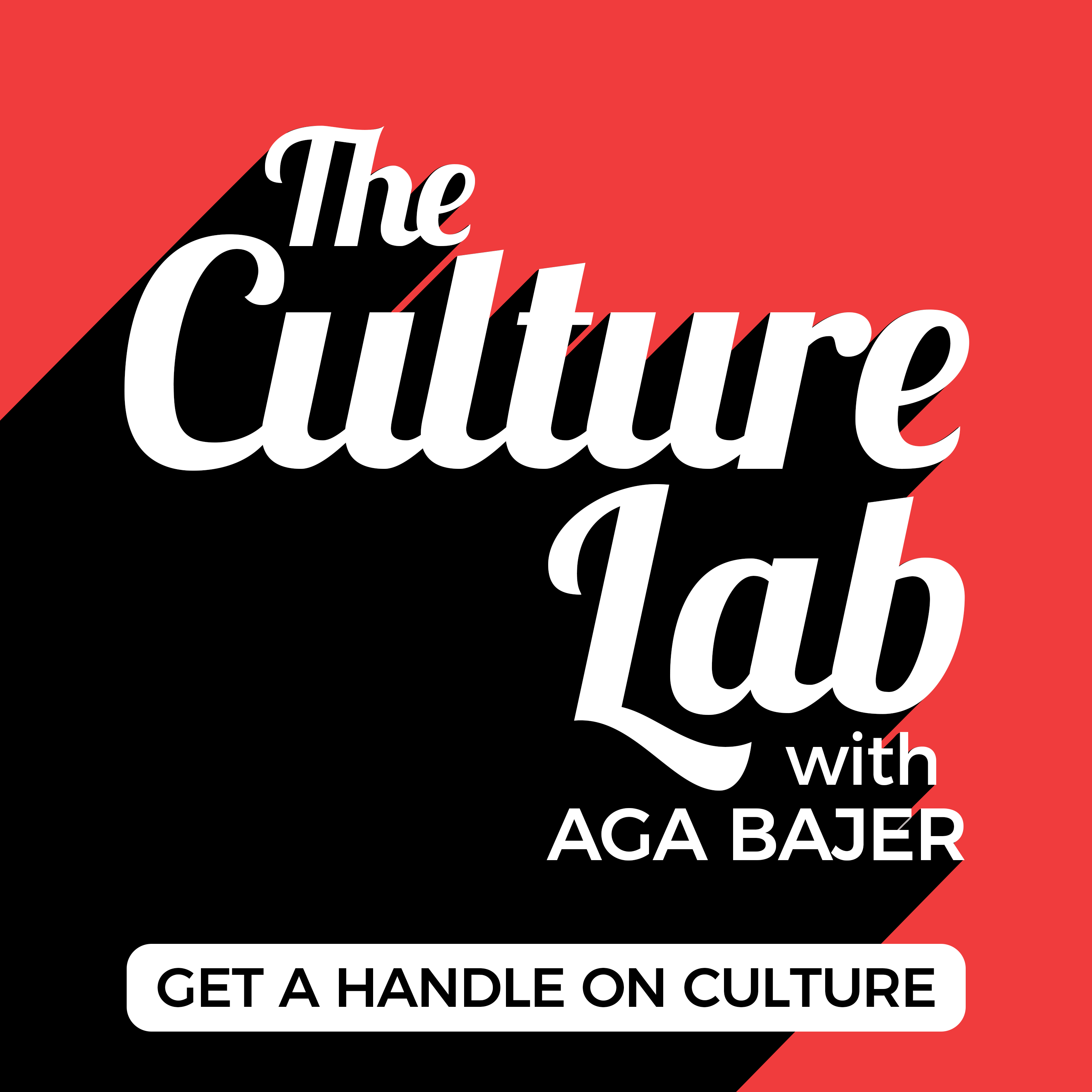 CultureLab with Aga Bajer podcast show image