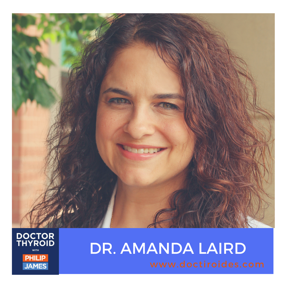 Artwork for 74: Thyroid Cancer Is Not Going to Kill You (Papillary), with Dr. Amanda Laird from Rutgers Cancer Institute of NJ
