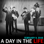 """Artwork for The Beatles First Appearance on Ed Sullivan: """"A Day in the Life"""" for February 9, 2016"""