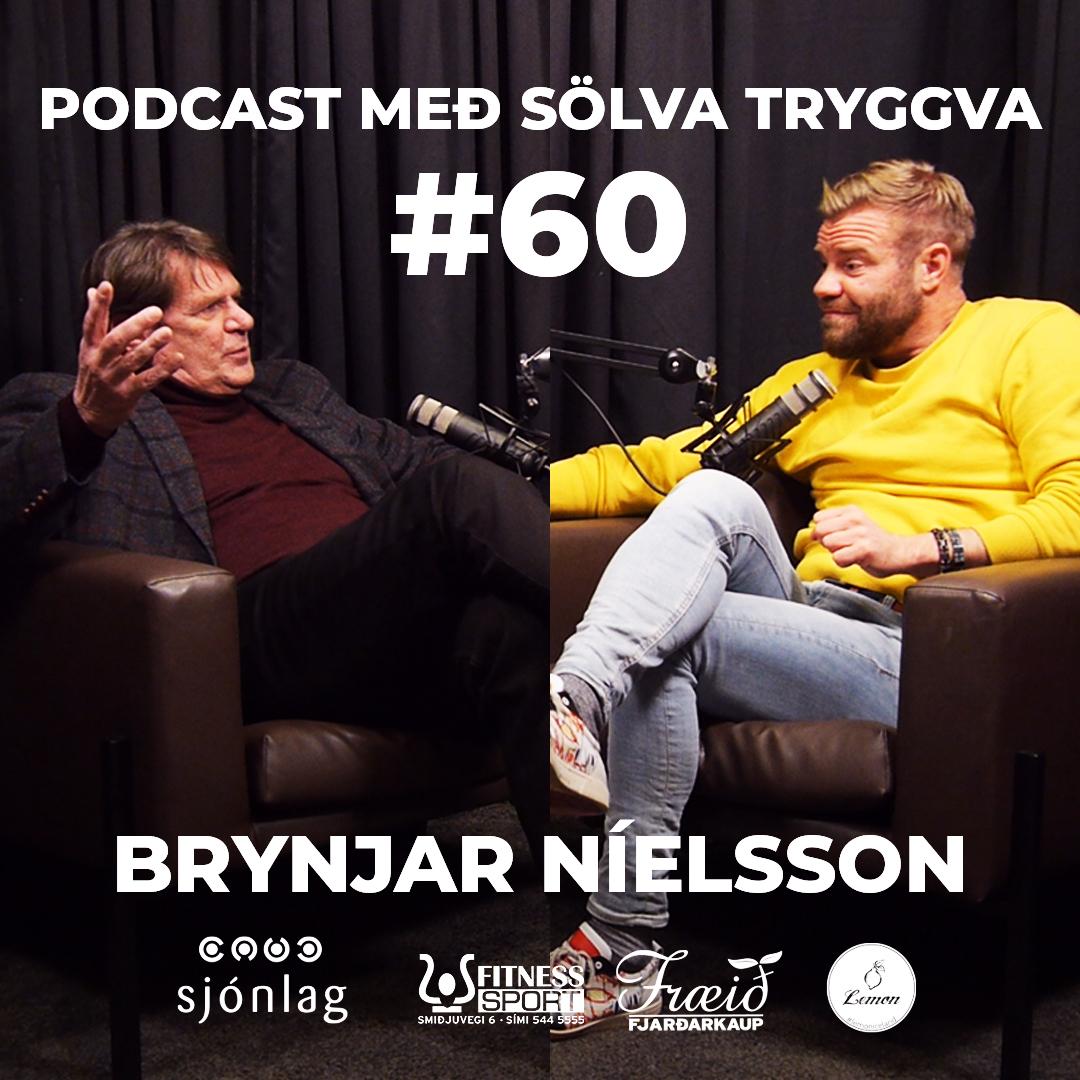 #60 Brynjar Níelsson með Sölva Tryggva