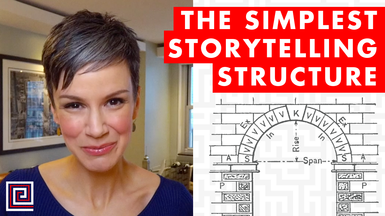 Artwork for The Simplest Storytelling Structure - EP:094