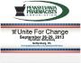 Artwork for Pharmacy Podcast Episode 109 Pennsylvania Pharmacist Association Unite for Change 2013