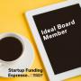 Artwork for Startup Funding Espresso -- Ideal Board Member