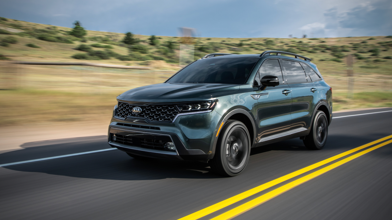 All-New 2021 Kia Sorento X-Line Might Be The Sweet Spot Families Are Looking For