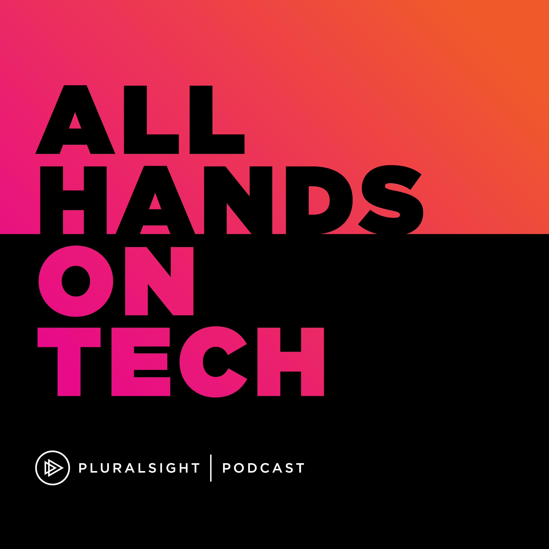 All Hands on Tech show art