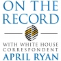 Artwork for On The Record #55: Senator Corey Booker talks to April about today's political environment