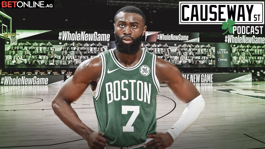 261: Can Celtics survive 'Play-In' without Jaylen Brown?