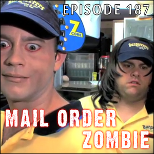 Mail Order Zombie #187 - Cost of the Living, Zombie on the Loose, [REC] 2 & Quarantine 2, and Scott Hill of Flying Frog Productions