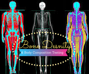 Bone Density & Body Composition Testing