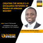 Artwork for 032: Creating The World's #1 Excellence Network of People of African Descent | Kamil Olufowobi